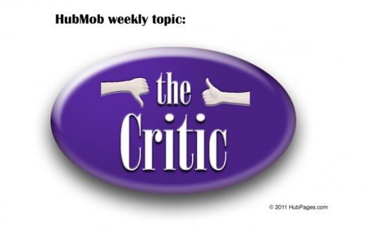 HubMob Weekly Topic: Write a Critique - Hub #1