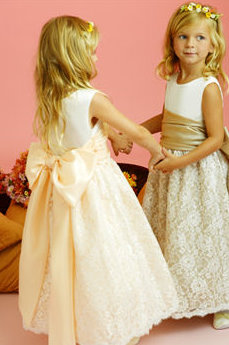 Gorgeous Flower Girl Dress
