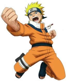 Naruto - one of most famous ninja recently :)