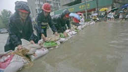 Chinese Floods, 2010
