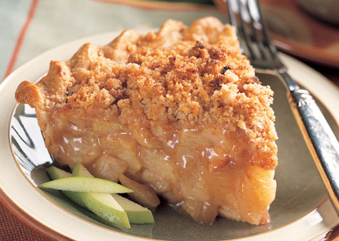 This scrumptious recipe is great to make and taste this apple pie month.