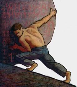 Poems to Ponder...Sisyphus Envy