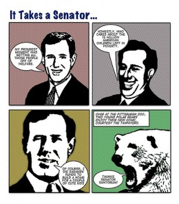 more than Santorum knows about governing