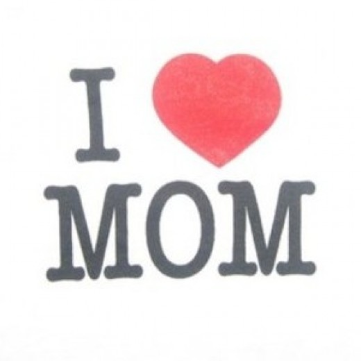 I LOVE YOU MOM POEM