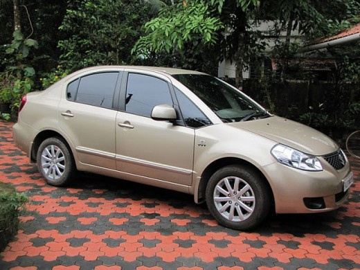 Maruti Sx4 2009 model- this one is zxi