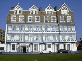 Small Hotel in Broadstairs somewhere