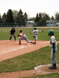 Coaching Your Own Son's Baseball Team Without Striking Out