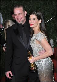 Jesse James with Ex wife Sandra Bullock