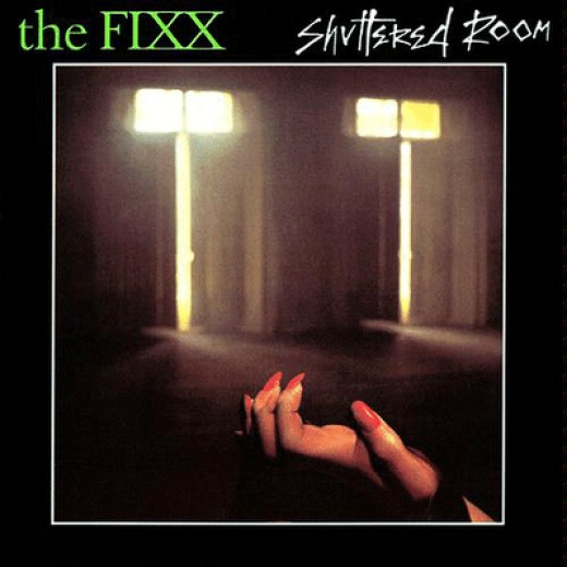 "The album cover for ""Shuttered Room"""
