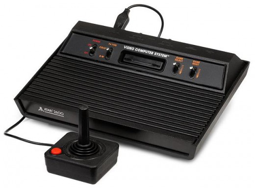 The Less Sought After 1982 Revision Of The Atari 2600 - The 'Darth Vader' Atari