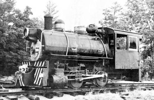 Porter Saddle Tank