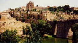 Photos of Toledo in Spain - World Heritage Site