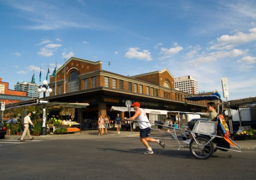 The Byward Market - An historic farmers' market and shopping district by day. A favorite gathering place of restaurants and clubs by night. The ByWard Market is within walking distance of Parliament Hill and a must.