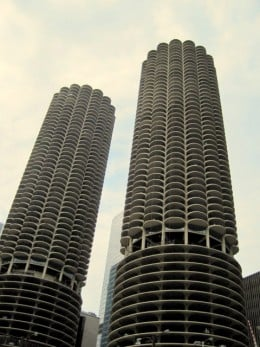 Marina City Architect Bertrand Goldberg