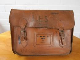 Nick's old school satchel
