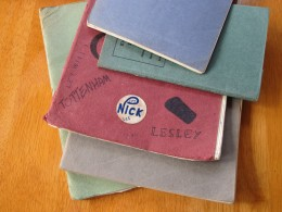 Old School Books: Nick, Les and the favourite football team