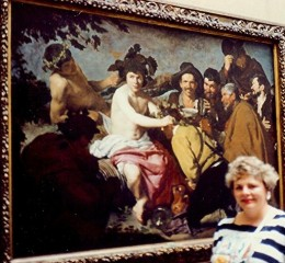 The Feast of Bacchus, 1639