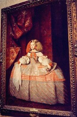 The Infanta Margarita, 1660