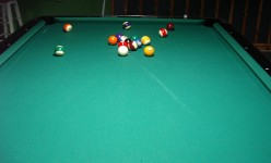 Breaking the Rack in Pool (8-Ball); The Thinking Man's Game