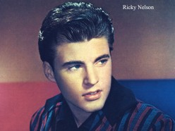 Ricky nelson..boy next door