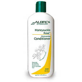 Aubrey Organics - Honeysuckle Rose Moisturizing Conditioner