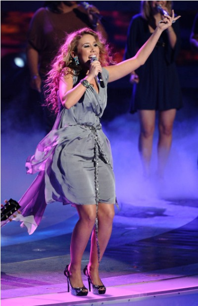 Haley eliminated May 19, 2011 - American Idol 2011 Top 3 Results May 19, 2011