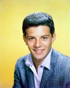 Frankie Avalon...popular with the girls