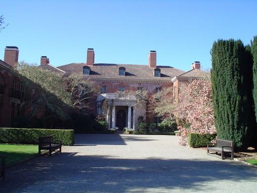 "The ""Carrington Mansion"" at Fioli"