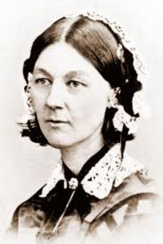Florence Nightingale - Circle