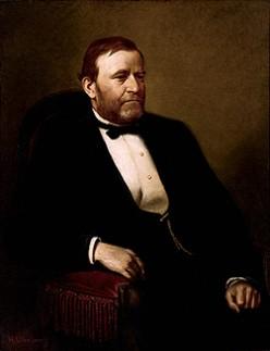 PRESIDENT ULYSESS S, GRANT, POTUS #18, 1868-1877