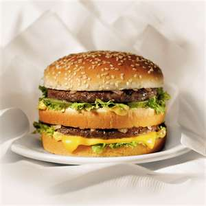 Is Big Mac cleaning house?