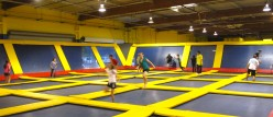 Let Your Kids Bounce Off the Walls at Sky High in Orange County, CA