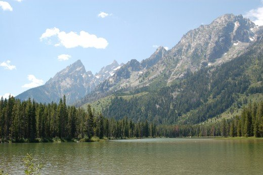 String Lake, Grand Teton National Park