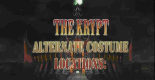 mortal kombat 9 characters alternate costumes. krypt for Mortal Kombat 9