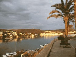 Mahon the Capital of Menorca