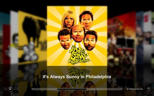 I purchased and watched season 6 of It's Always Sunny in Philadelphia tonight while my wife was slaving away at work :)