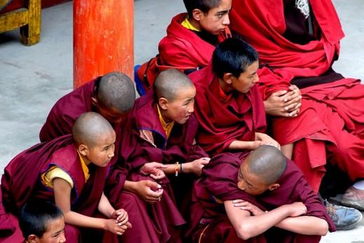People of Ladakh