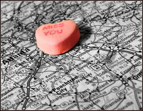 Don't Let  Distance Kill Your Love !