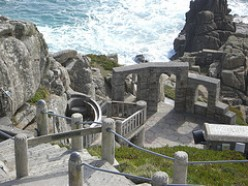 The Minack - theatre above the sea