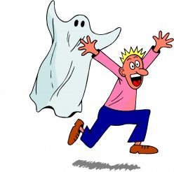 A Bumbling Idiot's Guide to Ghost Hunting