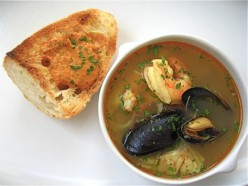 First Time with Julia Child's Bouillabaisse