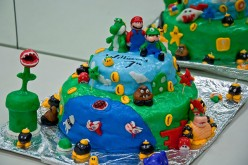 Artistic and Creative Cooking With Fondant