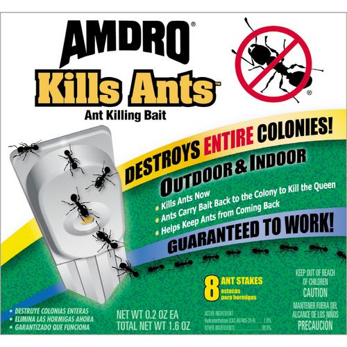 Amdro Kills Ants: Ha ha ha