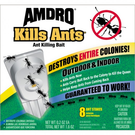Amdro Kills Ants: Ha ha ha