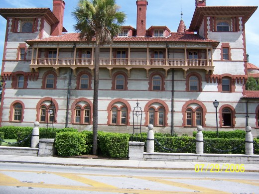 Quick view of Flagler College