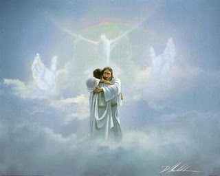 God LOVES you unconditionally and wants you to be with Him in Heaven forever.