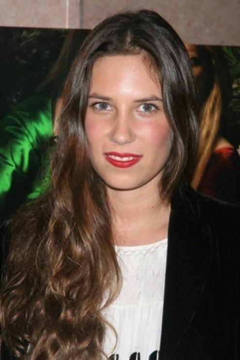 Andrea Casiraghi's main squeeze, Tatiana Santa Domingo