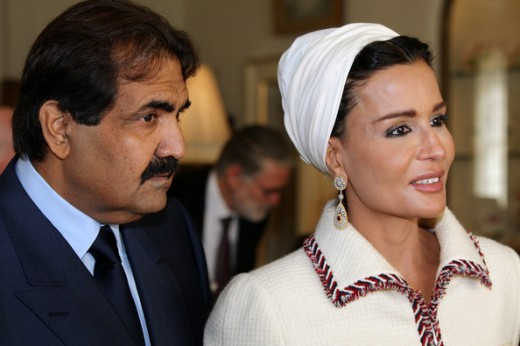 The Emir and Shaikha