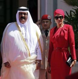 Emir and Shaikha