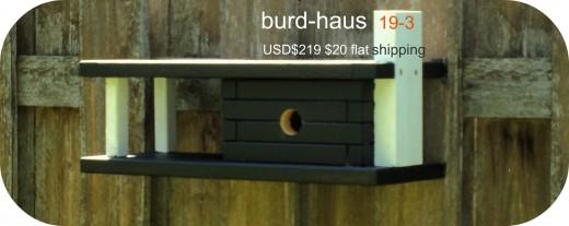 neat bird house plans